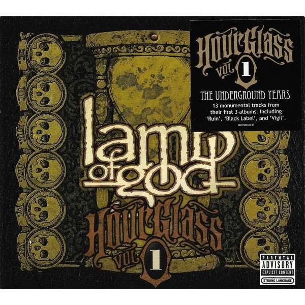 Lamb Of God Hourglass Vol. 1: The Underground Years