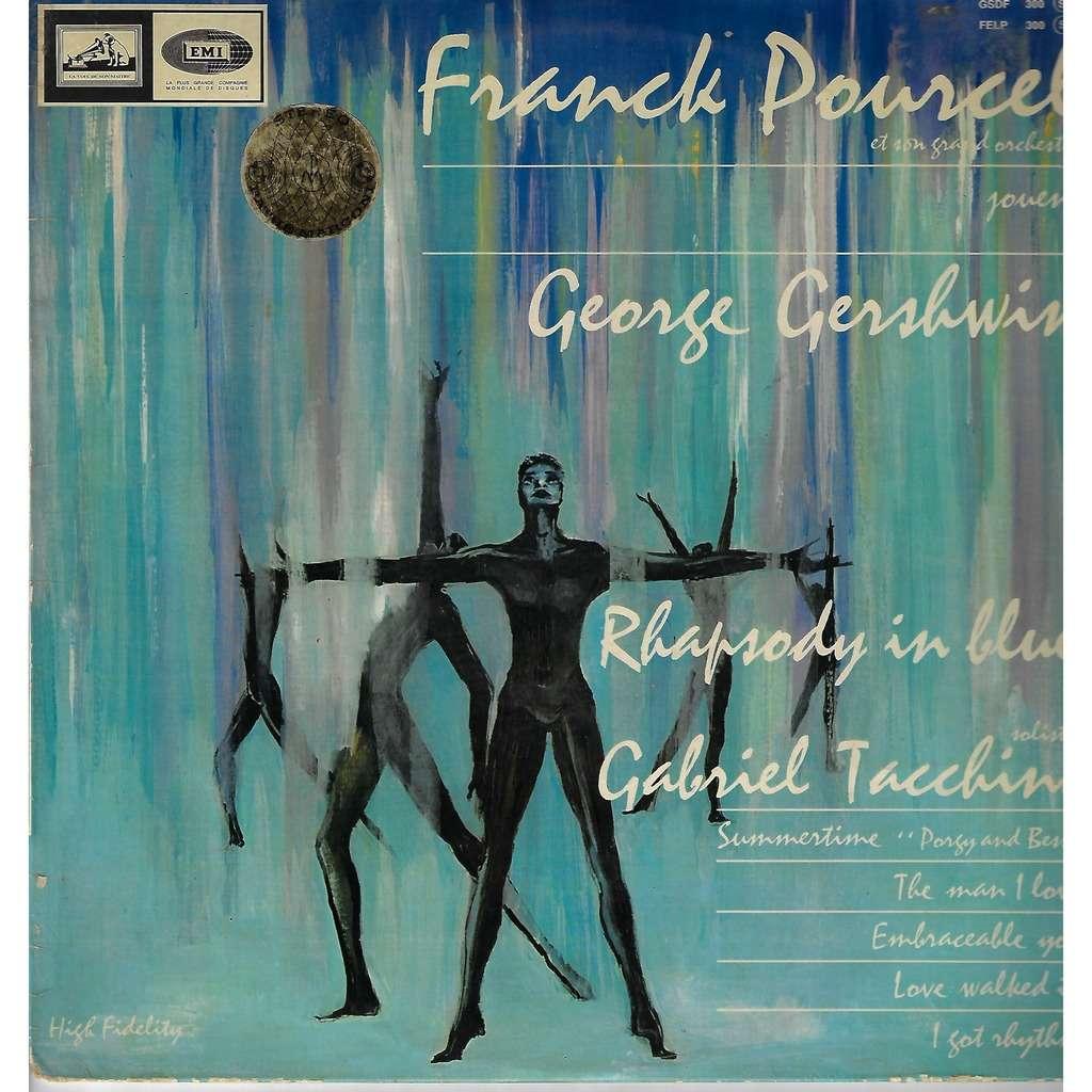 franck pourcel george gershwin / rhapsody in blue