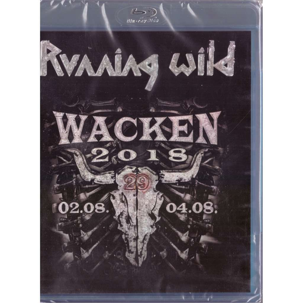 Running Wild Wacken 2018
