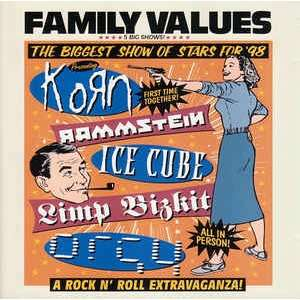 Various Family Values Tour '98