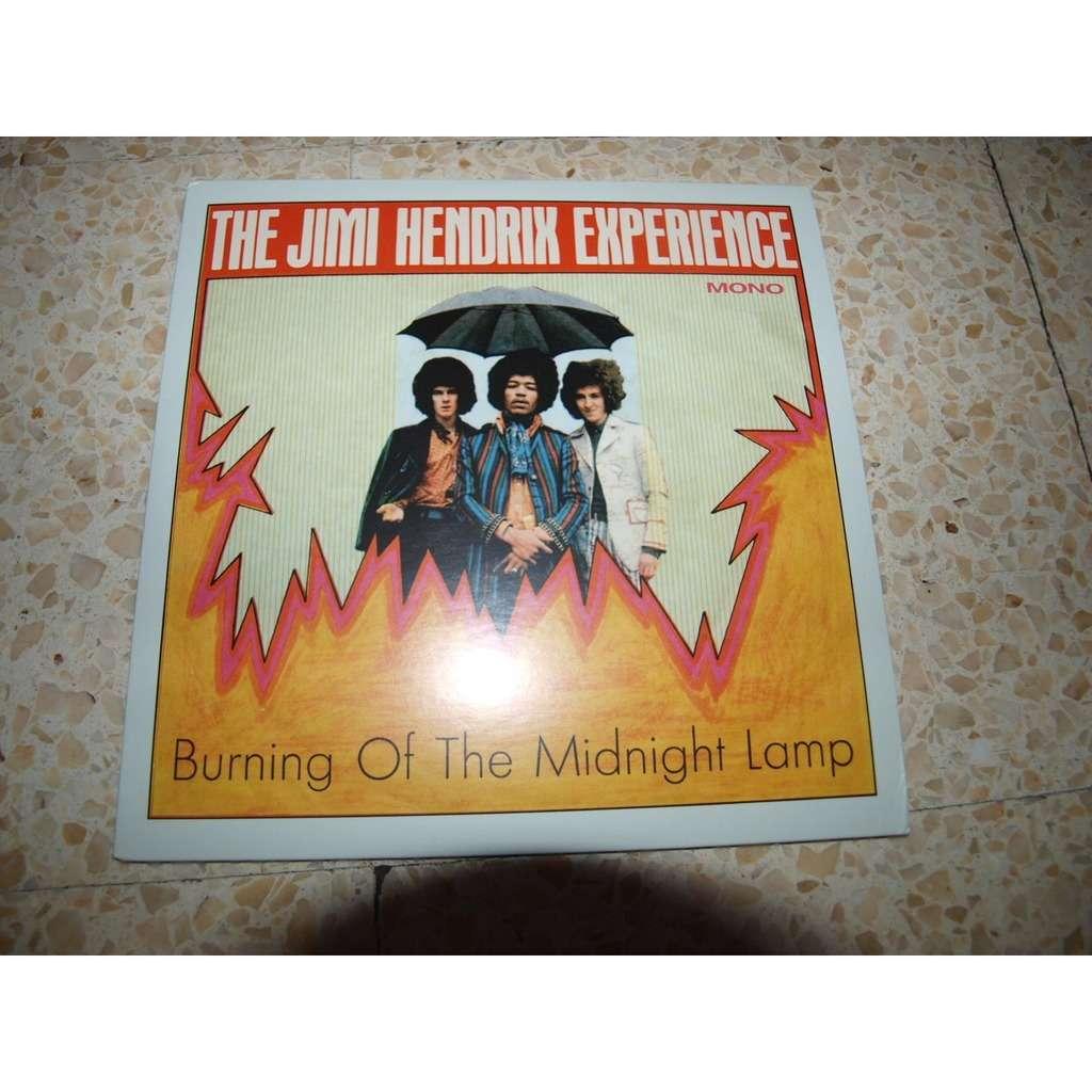jimi hendrix experience burning of the midnight lamp