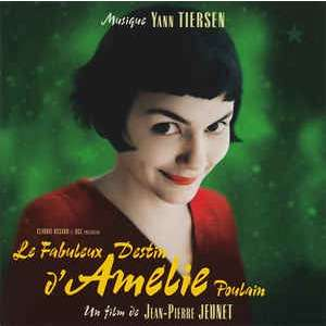 Yann Tiersen Le Fabuleux Destin D'Amélie Poulain-Soundtrack