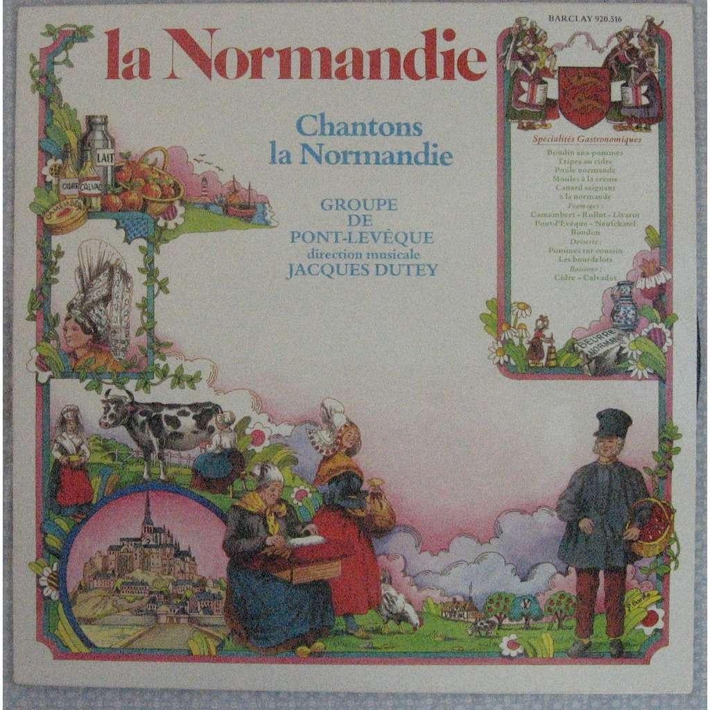 Groupe de Pont-Levêque Chantons la Normandie