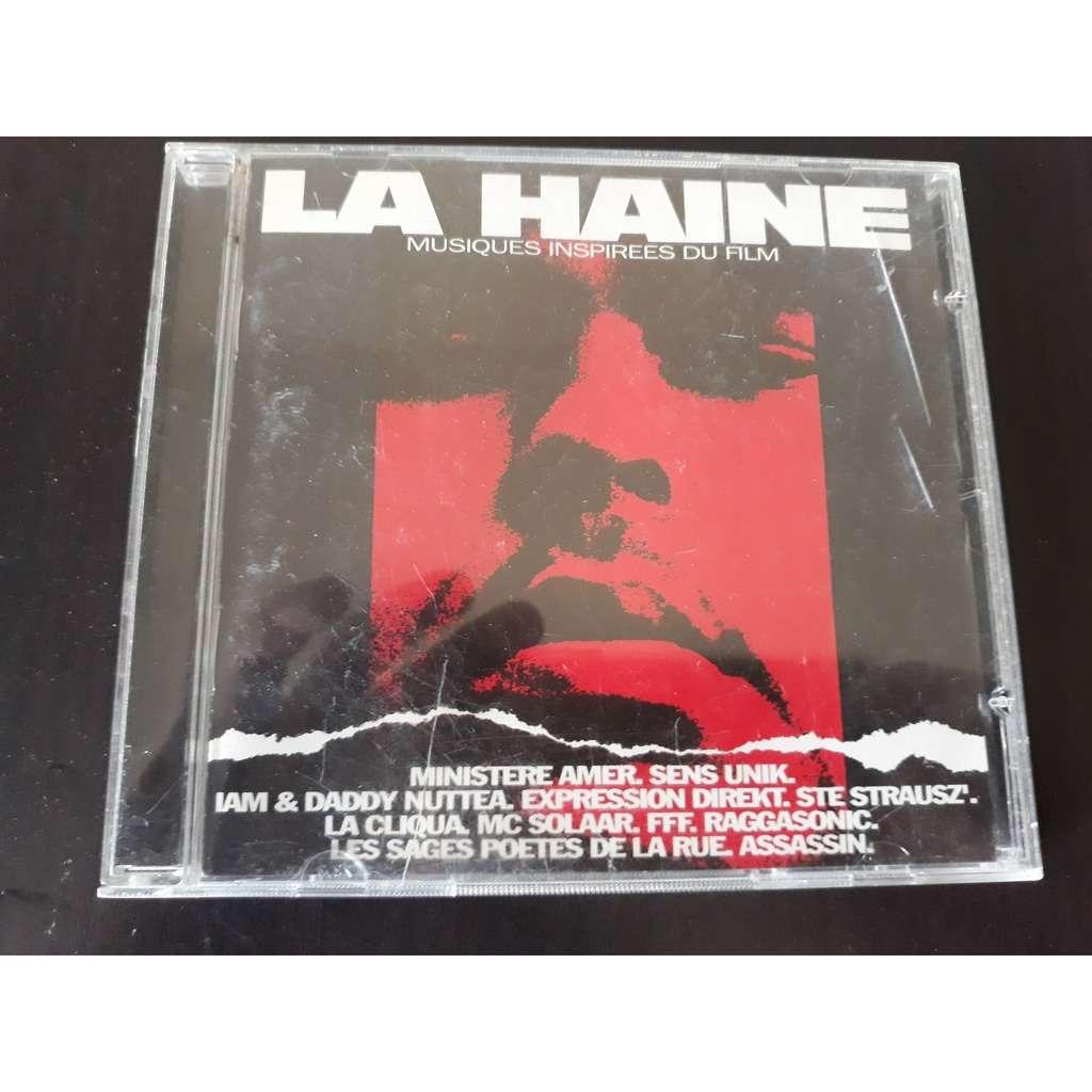 various Various - Musiques Inspirées Du Film La Haine (CD)