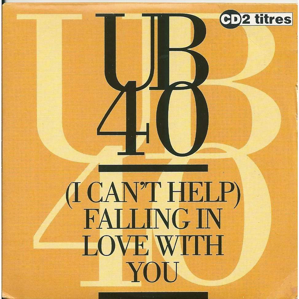 UB40 Falling in love with you