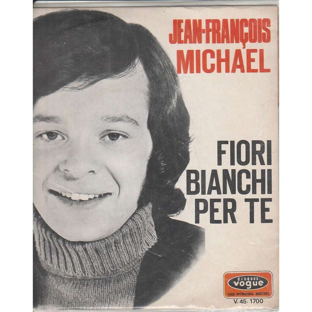 Fiori Bianchi X Te Karaoke.Fiori Bianchi X Te Francine De Jean Francois Michael Sp Chez