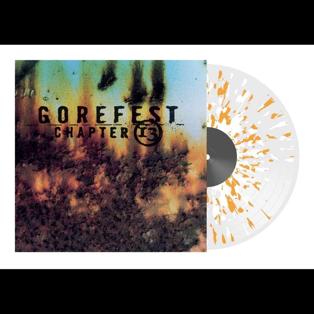 GOREFEST Chapter 13. Splatter Vinyl