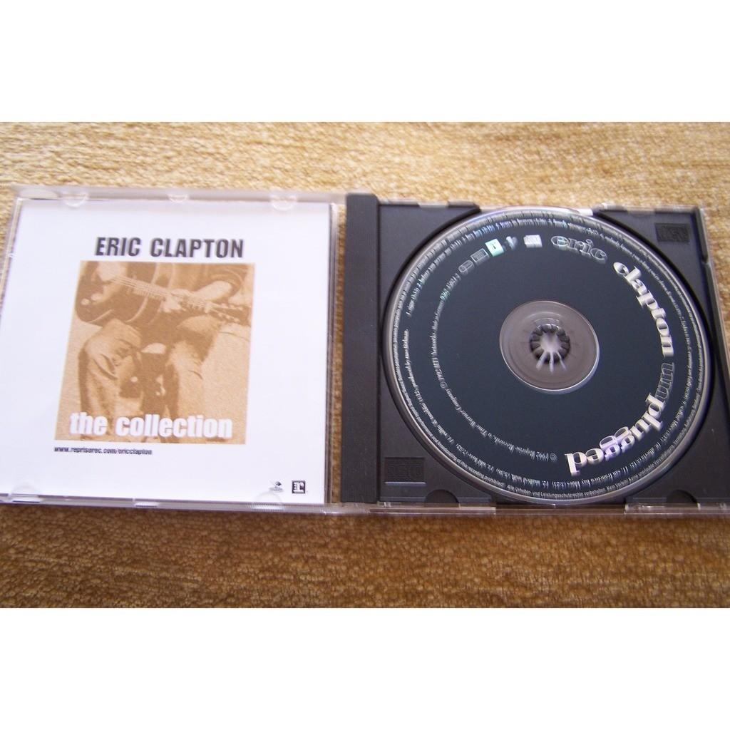 ERIC CLAPTON ERIC CLAPTON, UNPLUGGED, CD