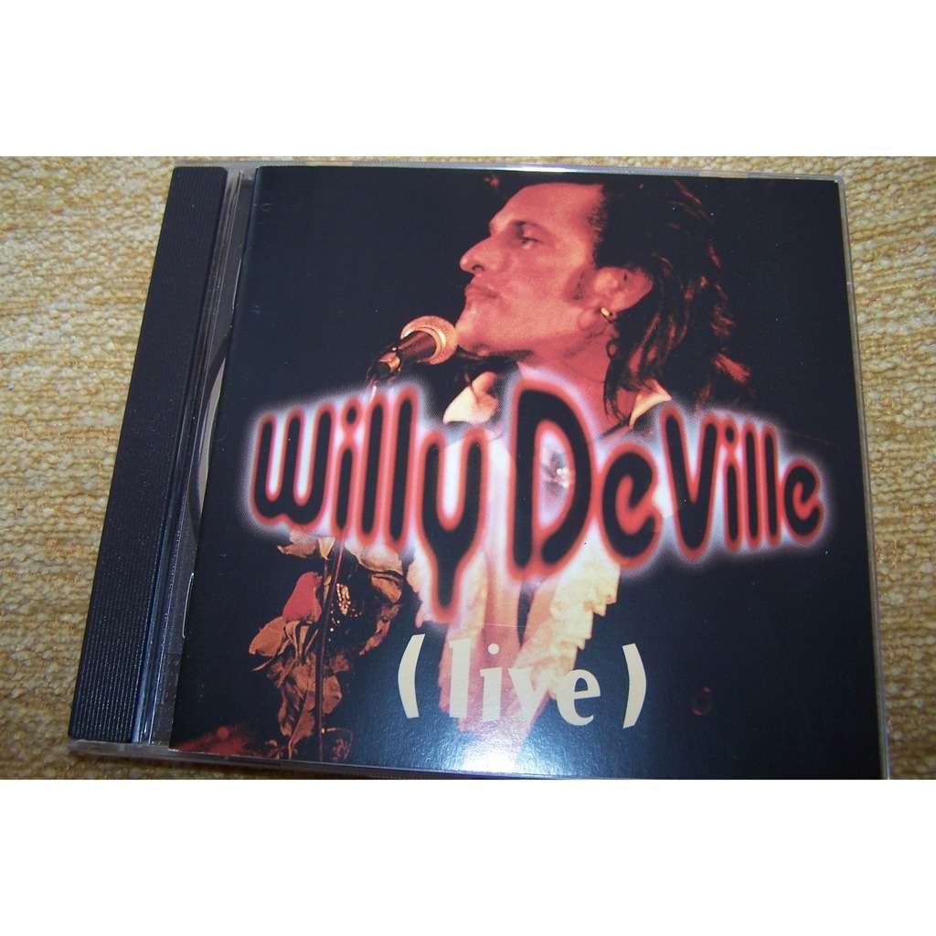 Willy DeVille (Live)