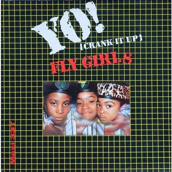 FLY GIRLS yo ! (crank it up) - 4mix