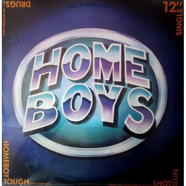 HOMEBOYS drugs - 2mix / homeboy tough - 2mix