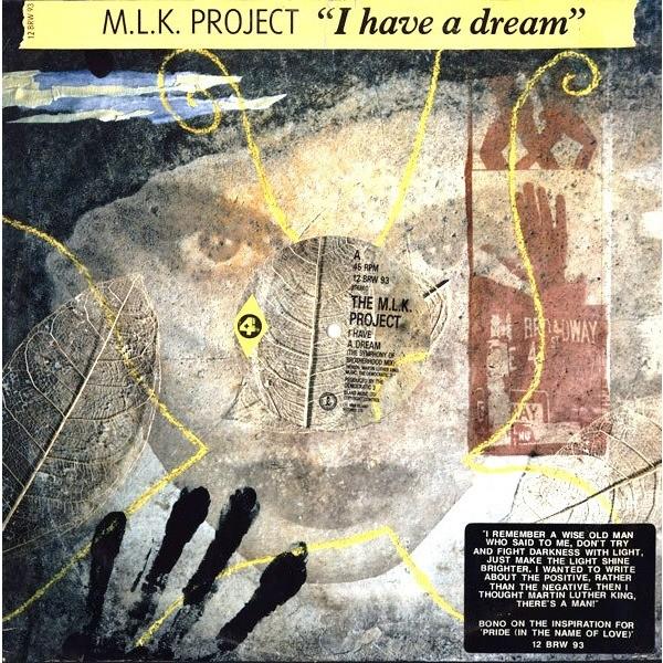 M.L.K. PROJECT i have a dream - 3mix