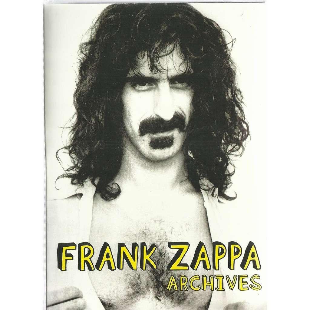 frank zappa archives DVD
