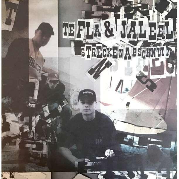 TEFLA & JALEEL streckenabschnitt / instru. / rhytmus mafiosis / instru. / phlatbush / instru.