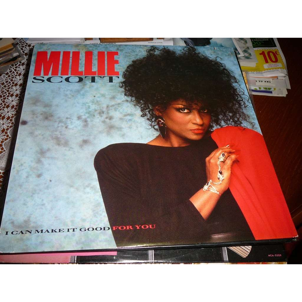 millie scott i can make it good for you