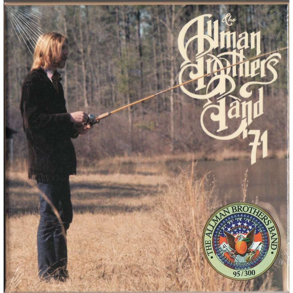 Allman Brothers Band '71 (Ltd 300 no'd copies live 12CD box set + booklet!!)