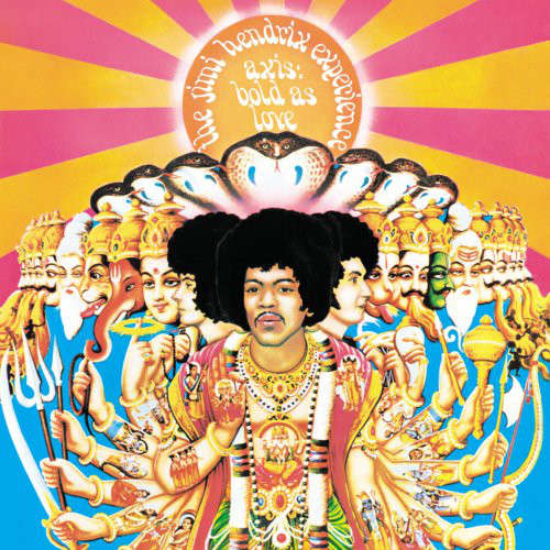 the jimi hendrix experience Axis: Bold As Love