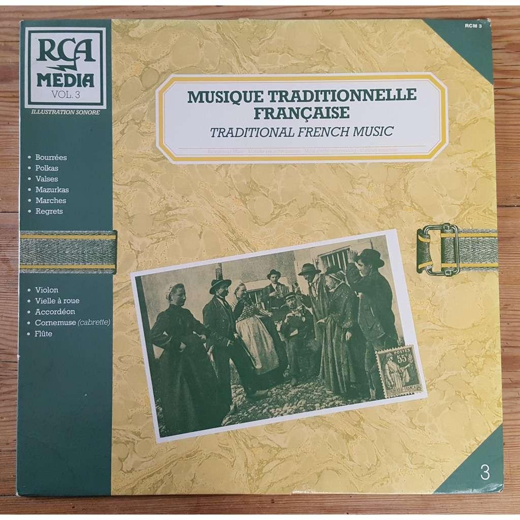 divers artistes - various artist MUSIQUE TRADITIONNELLE FRANCAISE vol.5 / Interdit à la vente (Illustration Sonore - Library)