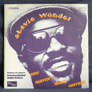 stevie wonder you haven't done nothin / big brother