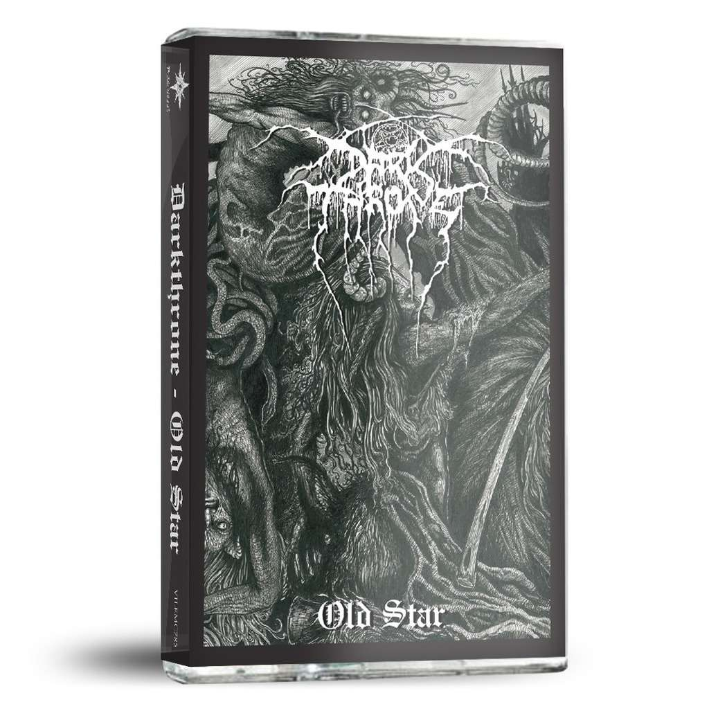 DARKTHRONE old star, TAPE for sale on osmoseproductions