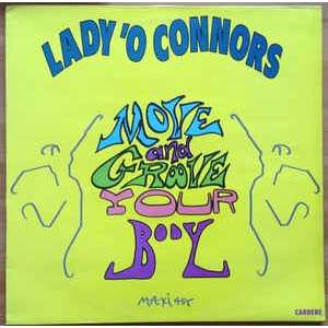 lady'o connors move and groove your body