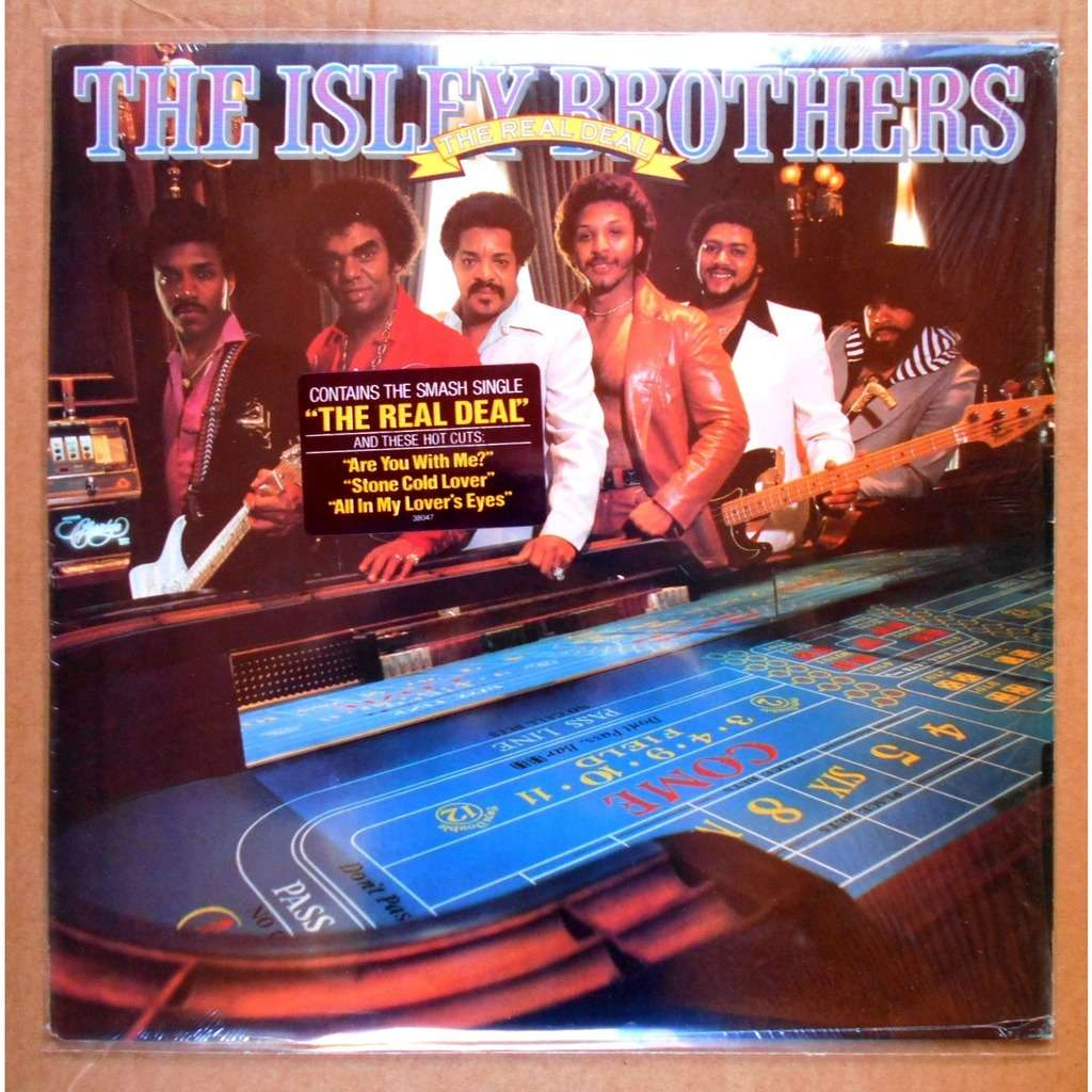 the isley brothers the real deal