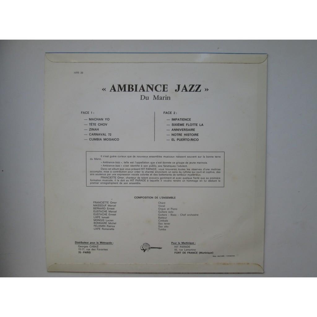 Ambiance Jazz Ambiance Jazz