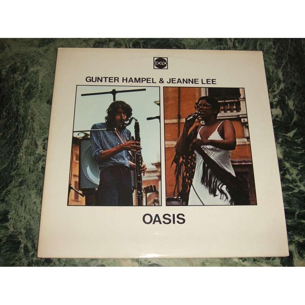 Gunter Hampel & Jeanne Lee Oasis