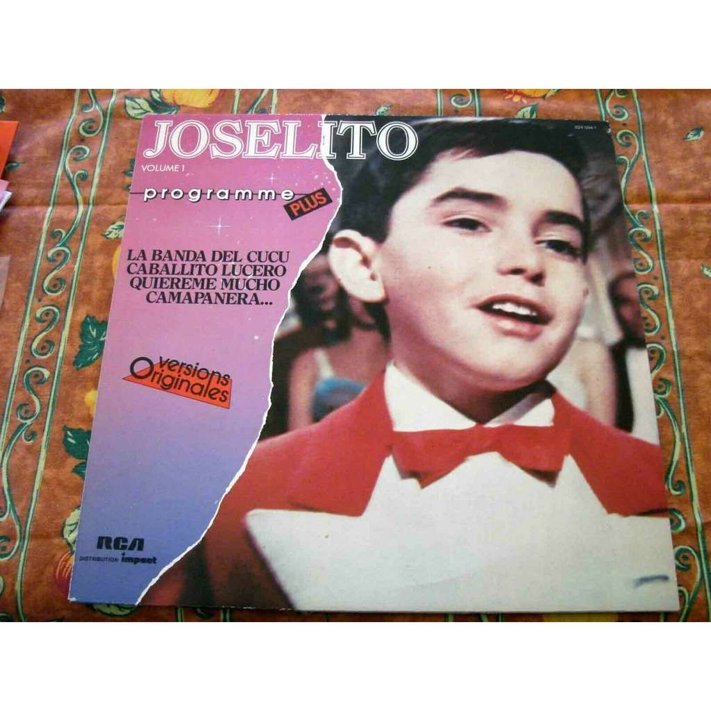 joselito vol. 1 - versions originales