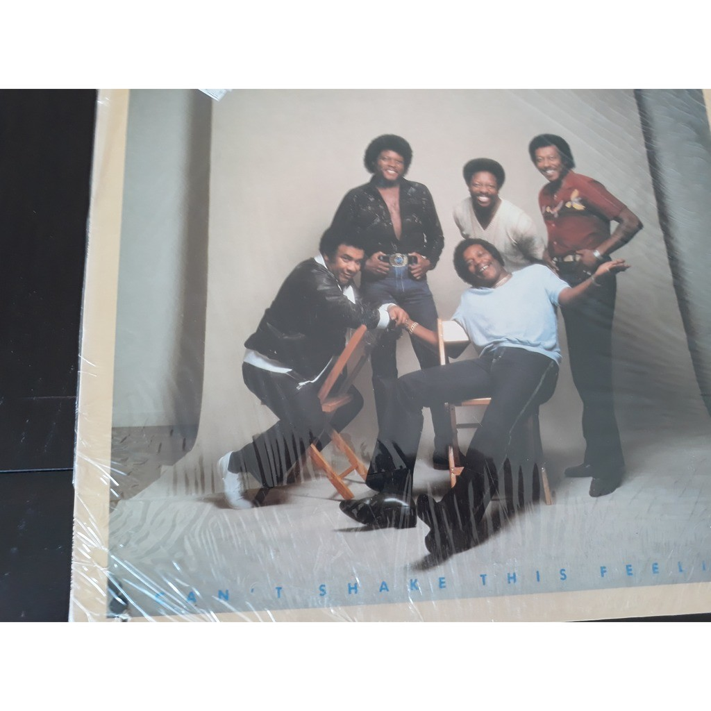 Spinners - Can't Shake This Feelin' (LP, Album) Spinners - Can't Shake This Feelin' (LP, Album) 1981