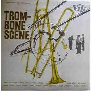 Various - Trombone Scene (LP, Album, Mono Trombone Scene (LP, Album, Mono, RE)