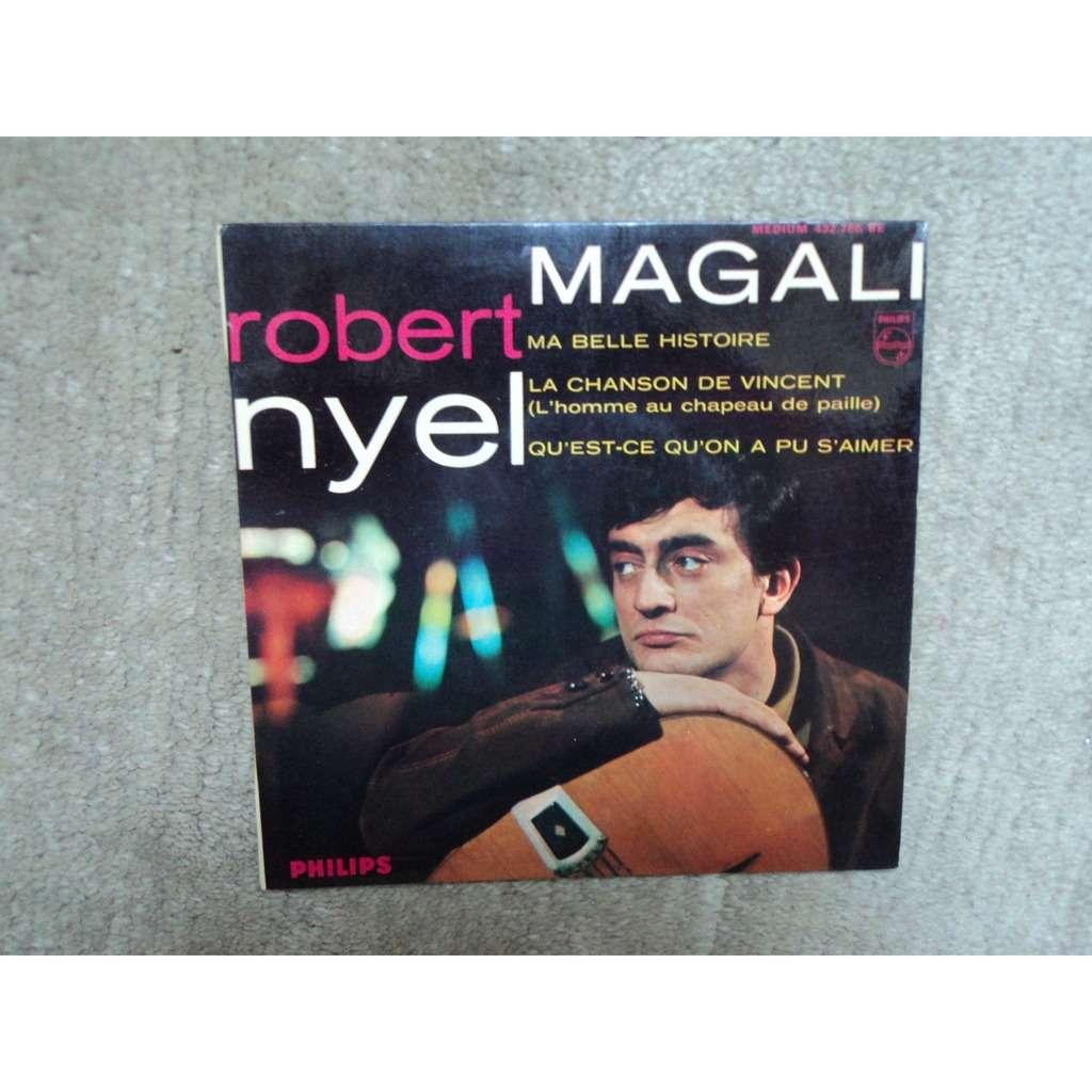 Robert NYEL Magali +3