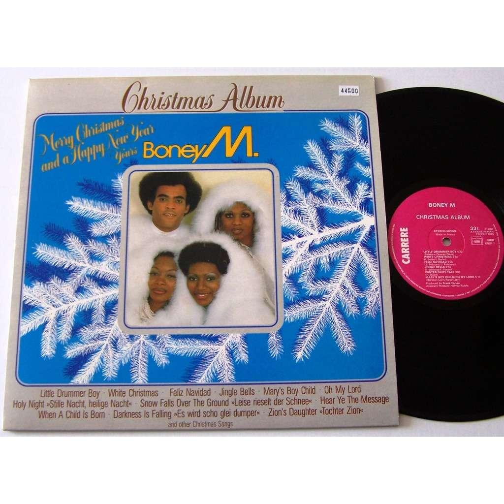 boney m the christmas album