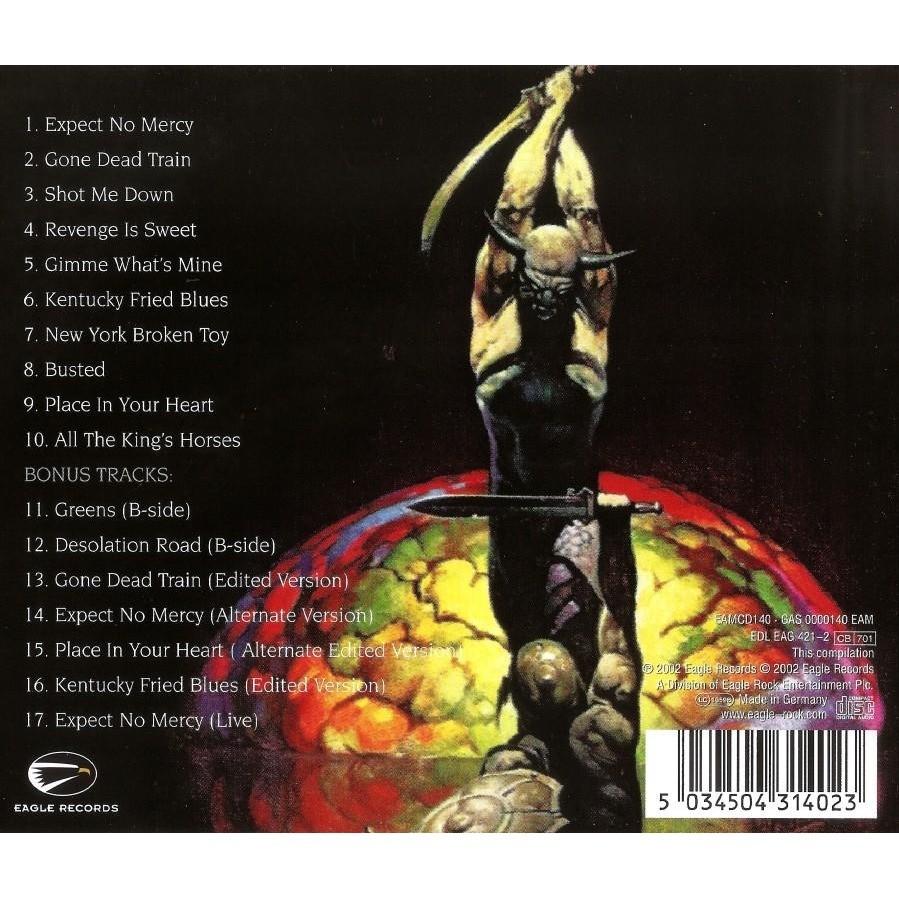 Nazareth Expect No Mercy CD (with bonus tracks) Worldwide Free Shipping