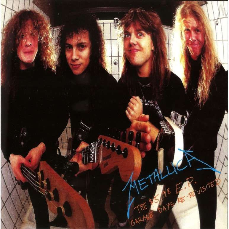 Metallica The $5.98 EP Garage Days Re Revisited CD Worldwide Free Shipping