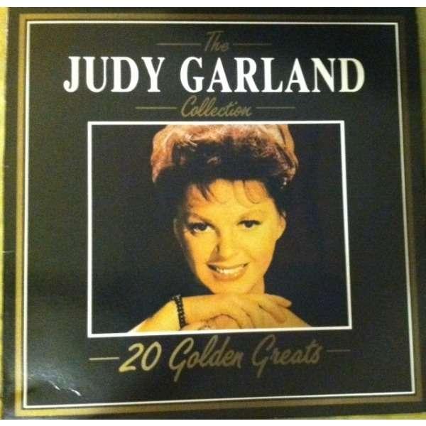 Judy Garland The Judy Garland Collection 20 Golden Greats (STILL SEALED)