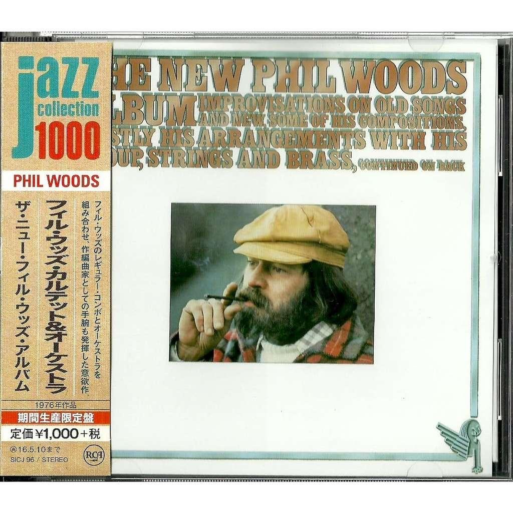 Phil Woods The New Phil Woods Album