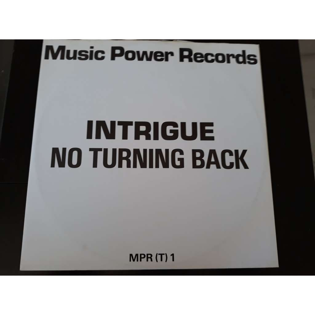 Intrigue (3) - No Turning Back / Call Of The Heart Intrigue (3) - No Turning Back / Call Of The Heart (12, Ora)