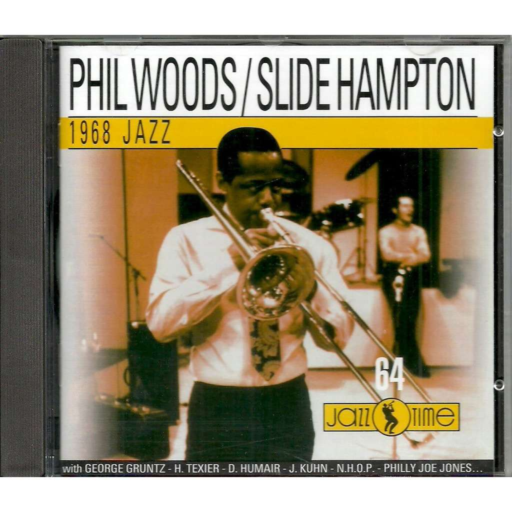 phil woods / slide hampton 1968 jazz