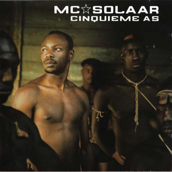 mc solaar Cinquieme As