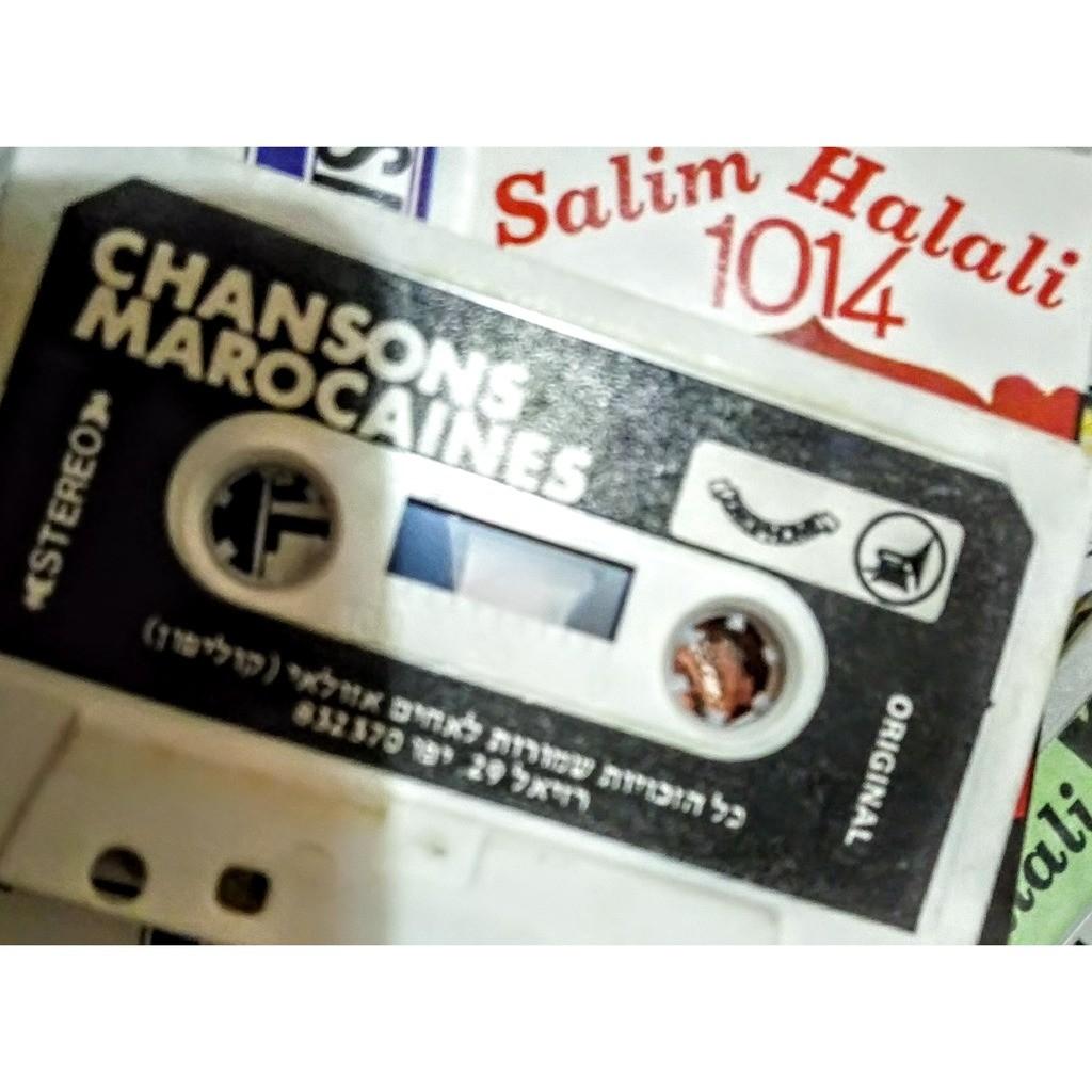 salim halali various (live)