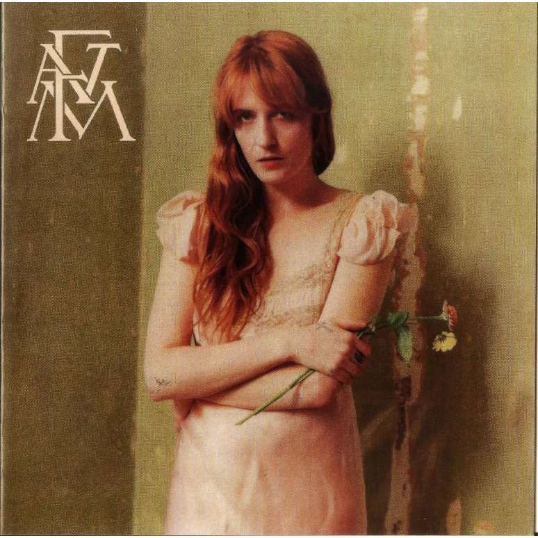 Florence And The Machine High As Hope CD Worldwide Free Shipping