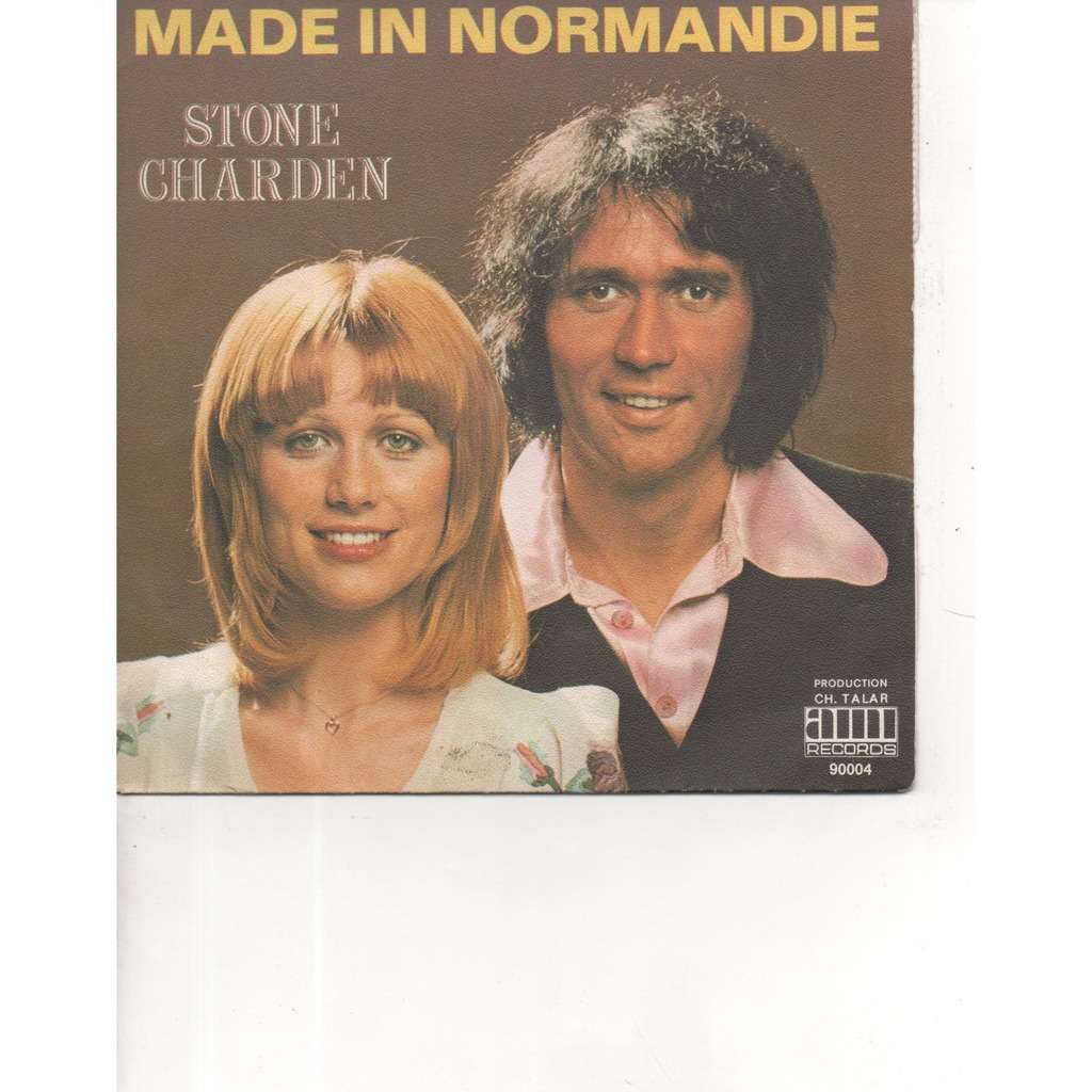 stone et charden Made in Normandie / Faï doucement