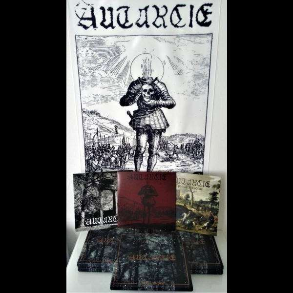AUTARCIE X Annis Seditio. Box LP