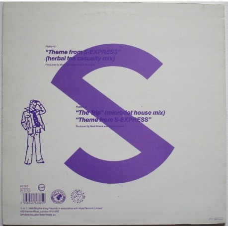 S' EXPRESS theme from S' express - 2mix / the trip
