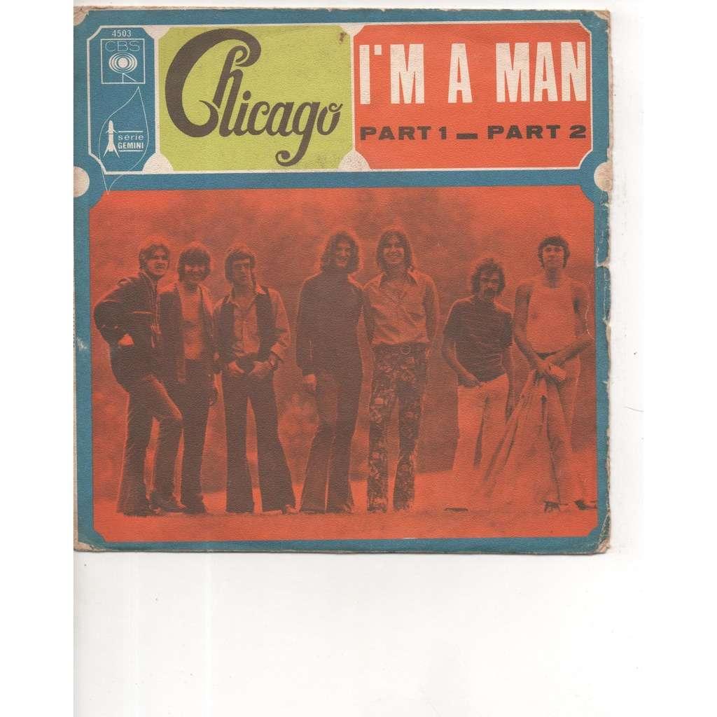 chicago I'm A Man