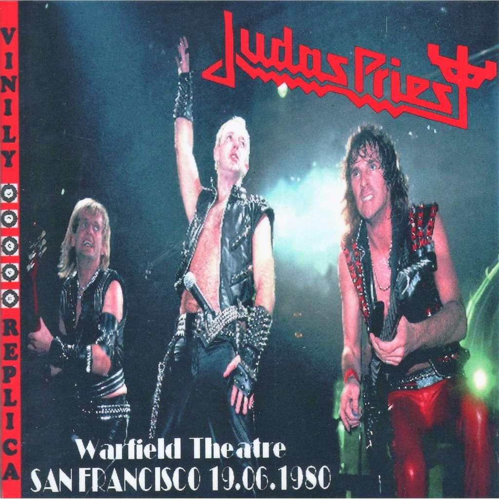 Judas Priest Live At 'Warfield Theatre' (San Francisco USA 19.06.1980)
