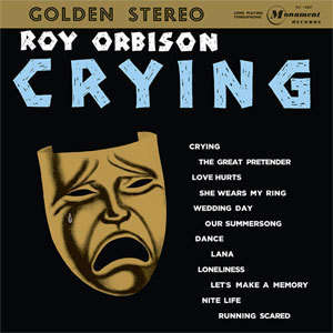 ROY ORBISON Crying - 45rpm 200g 2LP