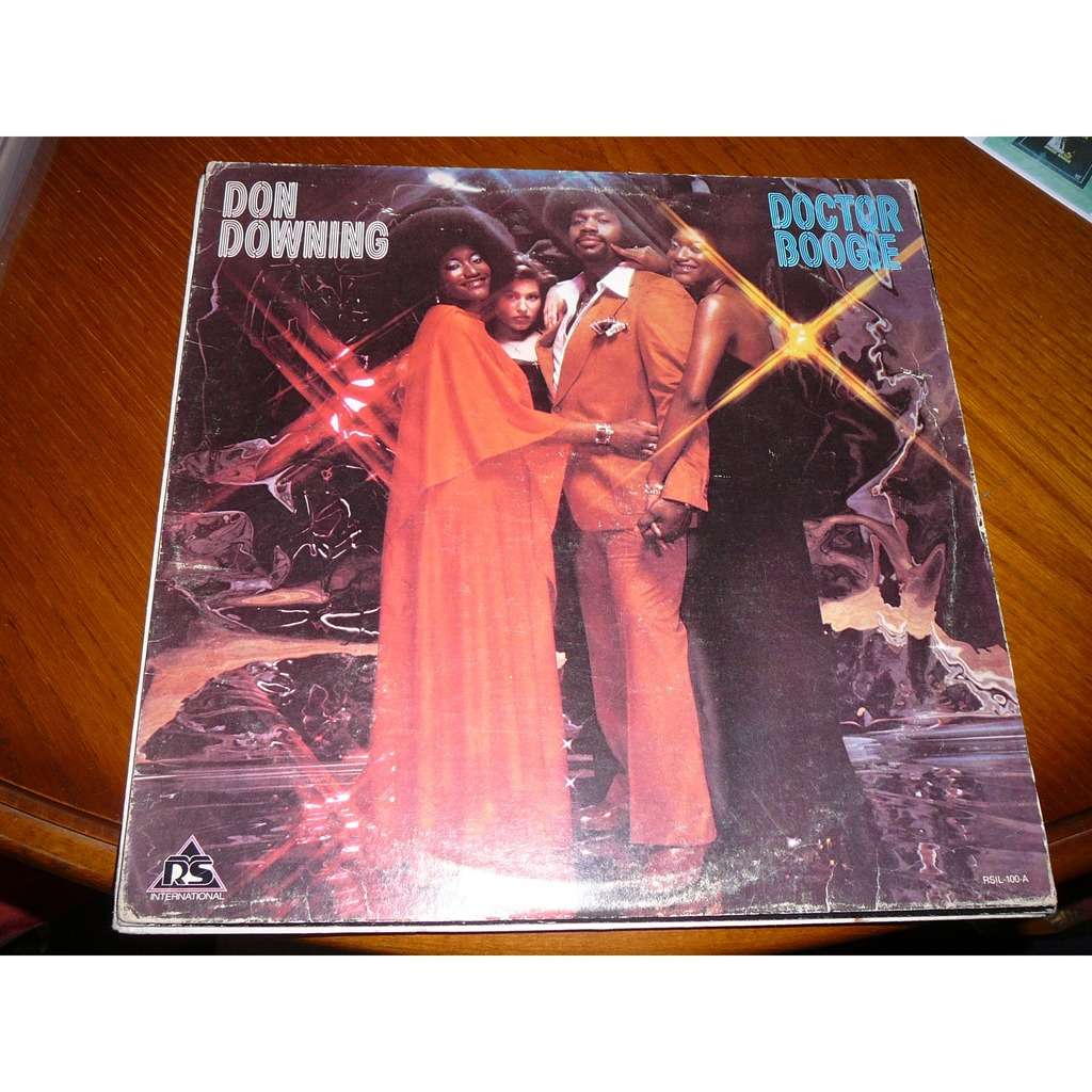 don downing doctor boogie