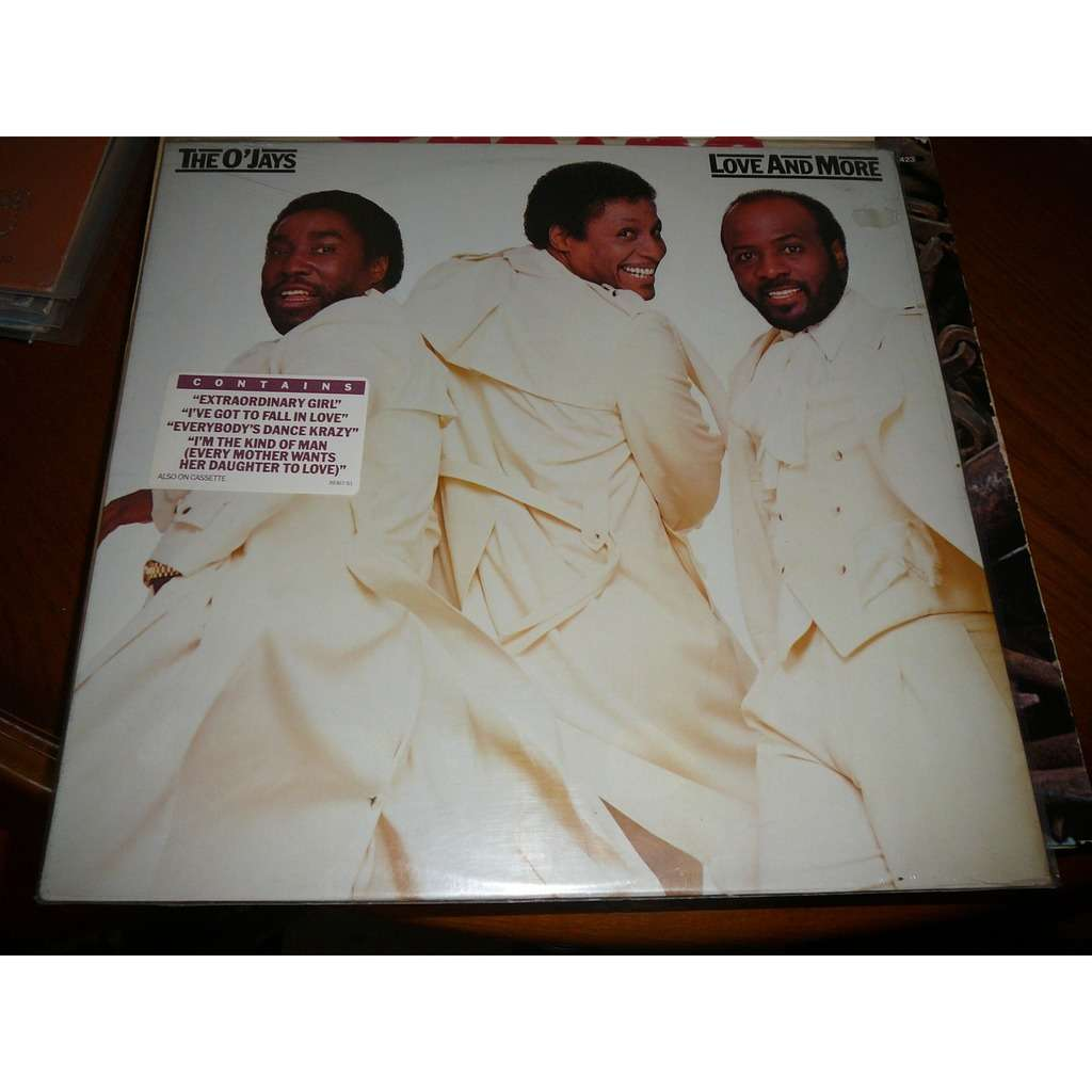 O'Jays Love And More